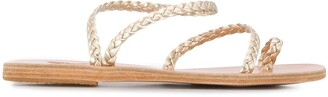 Ancient Greek Sandals Eleftheria braided sandals