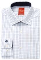Original Penguin Linear Slim Fit Cotton Dress Shirt