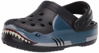 boys slip on crocs