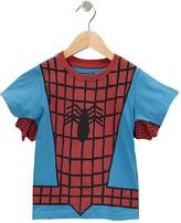Children's Apparel Network Spider-Man Dress-Up Tee - Toddler