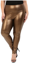 Lysse Plus Size Vegan Leather Leggings