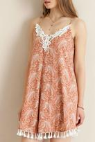 Entro Spring Swirls Dress