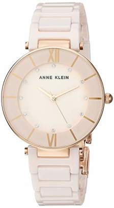Anne Klein Dress Watch (Model: AK/3266LPRG)