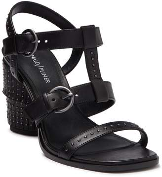 Donald J Pliner Freyah Block Heel Sandal