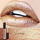 Lip Gloss Colorful, Sunmy Bold Vivid Lipstick Women's Beauty Cosmetic Liquid Lip Glow