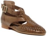 Antelope Buckled Woven Sandal