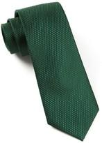 The Tie Bar Hunter Green Grenafaux Tie