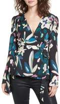 Stone_Cold_Fox Women's Stone Cold Fox Beverly Wrap Top