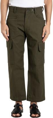 Jacquemus Cropped Cargo Pants