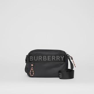 Burberry Logo Detail Crossbody Bag