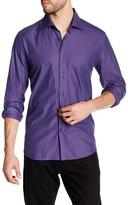 Stone Rose Geo Design Regular Fit Shirt