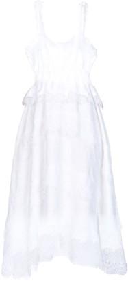 Ermanno Scervino 3/4 length dresses