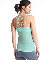Gap GapFit Breathe strappy shelf tank