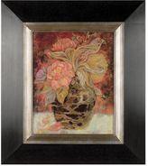 """Uttermost Floral Bunda"""" Framed Wall Art"""