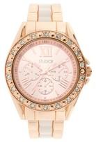 Studio Time Women's Studio Time® Bangle Watch - Light Gold
