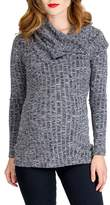 Women's Nom Maternity Ophelia Cowl Neck Maternity Sweater
