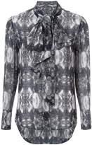 Thomas Wylde Addition blouse