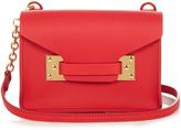 Sophie Hulme Milner Nano envelope leather cross-body bag