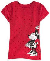 Disney Minnie Mouse Polka Dot Tee for Women