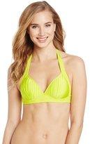 Seafolly Women's Goddess Halter Bikini Top