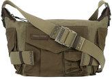 DSQUARED2 military shoulder bag
