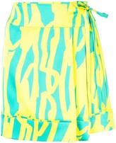 Alexis Sybyl mini skirt