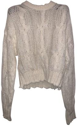 Acne Studios White Knitwear for Women