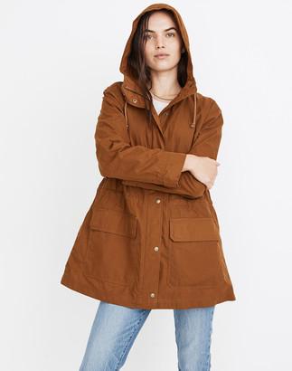 Madewell Anorak Raincoat