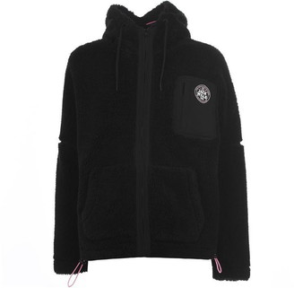 Jack Wills Covent Hooded Fleece Zip Through