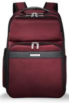 Briggs & Riley Men's Transcend 400 Cargo Backpack - Red