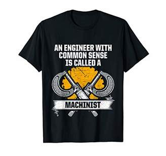 CNC Costume National Machinist Engineer Machine Operator Machining T-Shirt