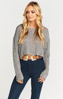 MUMU David Sweater ~ Starry Night Sweater Knit