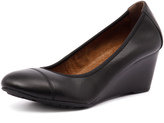 Walnut Melbourne May Wedge Black