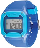 Freestyle Men's 101997 Shark Oversize Case Digital Retro Digital Two-Tone Blue Watch
