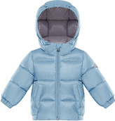 Moncler New Macaire Hooded Puffer Coat, Size 12M-3