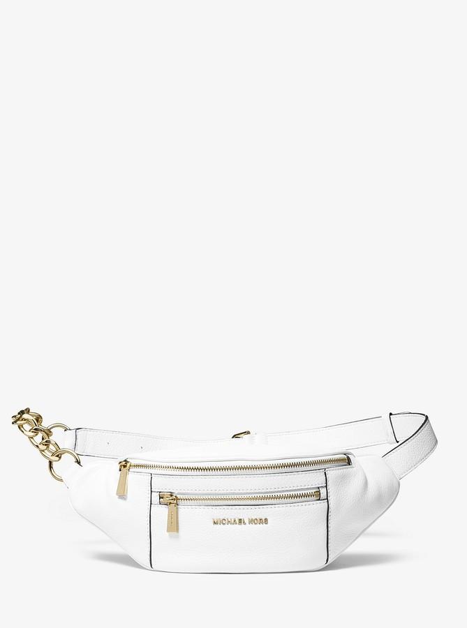 5221e7a06942 Michael Kors Optic White Bags - ShopStyle