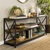 Trent Austin Design Augustus Media Etagere Bookcase