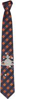 Vivienne Westwood Spotty Orb Tie Blue/Orange -One Size