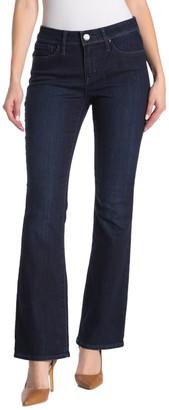 Seven7 Mid Rise Rocker Slim Boot Jeans