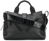 Kenzo Kaifornia shoulder bag - women - Leather - One Size