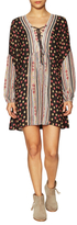 Free People Shine Printed Shift Dress