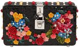 Dolce & Gabbana Embroidered Sequins Clutch