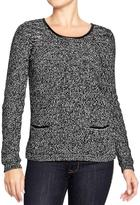 Old Navy Women's Chunky Textured Sweaters