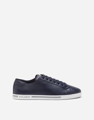 Dolce & Gabbana Buckskin Saint Tropez Sneaker