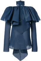 Rosie Assoulin Napkin blouse