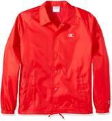 Champion Men's Life Coaches Jacket West Breaker Edition
