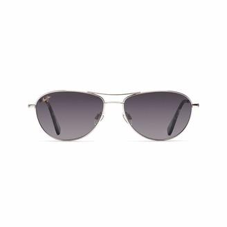 Maui Jim Baby Beach GS245-17 Polarized Aviator Sunglasses