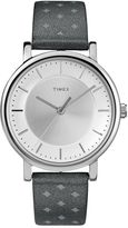Timex Women's Main Street Leather Watch