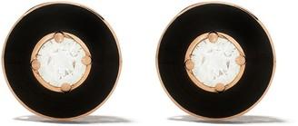 Selim Mouzannar 18kt rose gold diamond Mina earrings