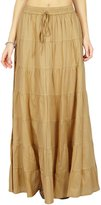 Phagun Resort Wear Skirt Long Maxi Skirt Beach Wear Cotton Summer Wear